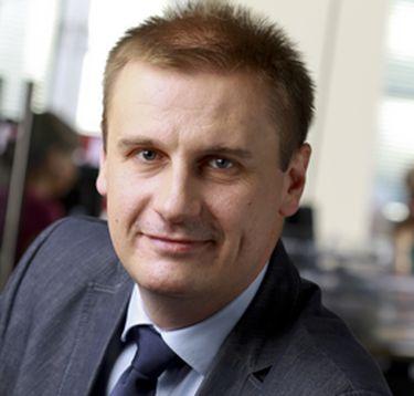 Arkadiusz Glinka, Director Poland, C.H. Robinson