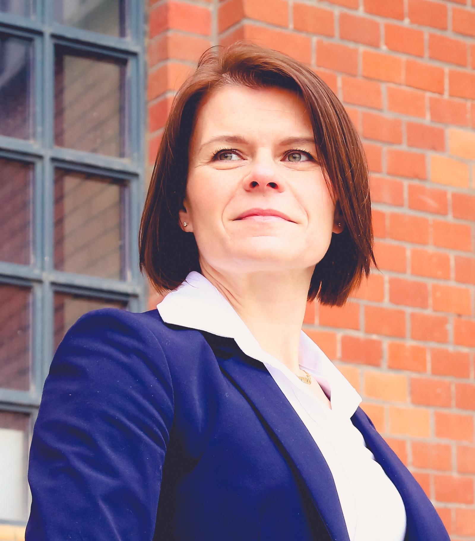 Dagmara Glowacka, Global Logistics Manager, Kongsberg Automotive