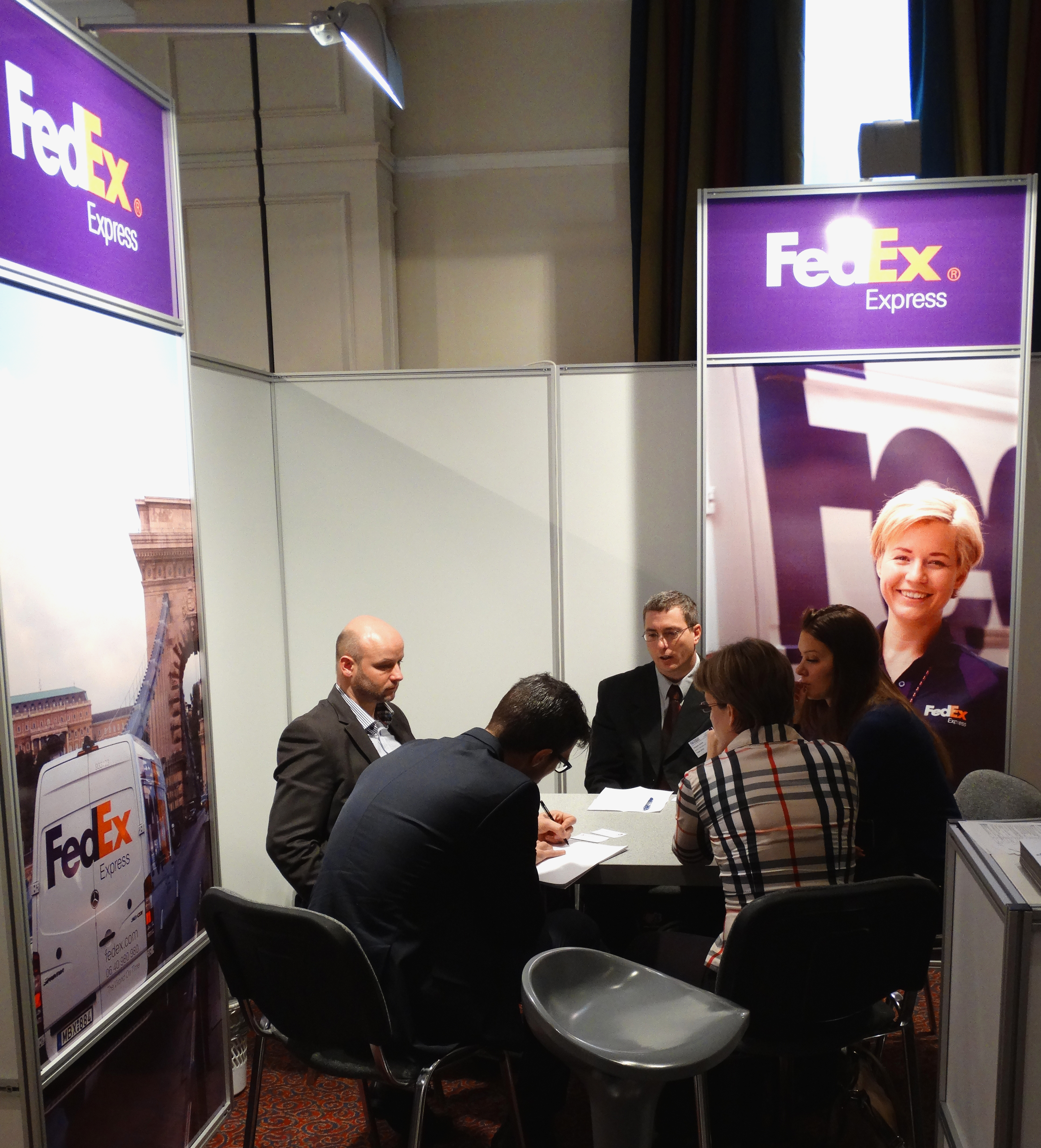 FedEx TRANSLOG 2014