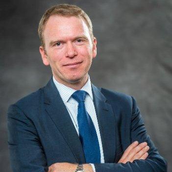 Jeroen Eijsink, President of Europe, C.H. Robinson