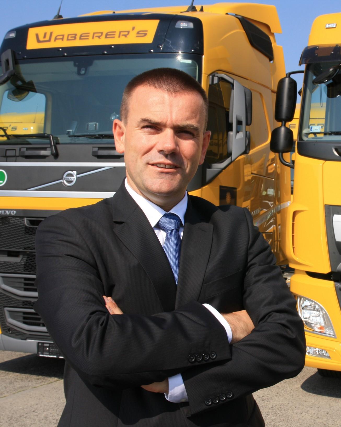 Ferenc Lajko, Deputy CEO, Waberer's International