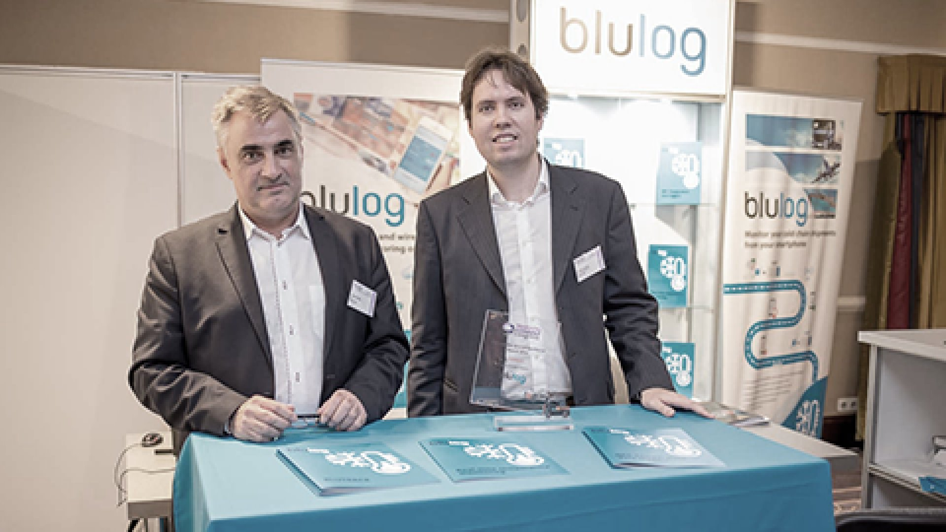 INTERVIEW WITH BLULOG