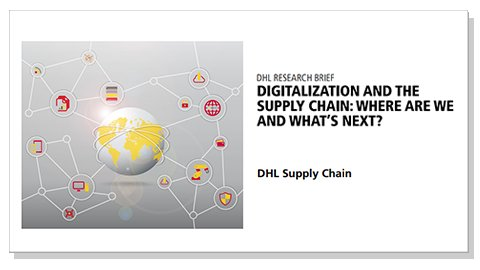 FIND OUT WHERE COMPANIES ARE ON THEIR SUPPLY CHAIN DIGITALIZATION JOURNEY