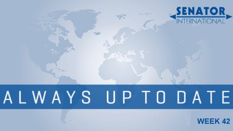 Stay UP TO DATE with SENATOR INTERNATIONAL!