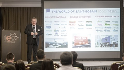 INTERVIEW WITH SAINT-GOBAIN RIGIPS